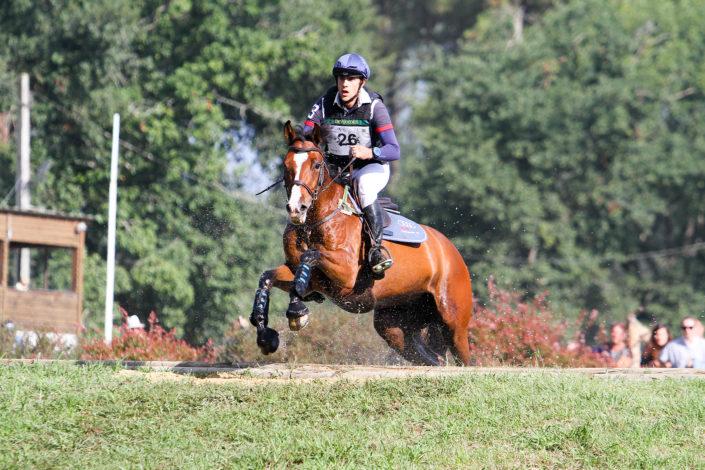Concours complet d'équitation Tartas - Mélissa Mula Photographe
